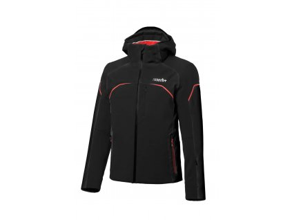 Bunda Zero RH+ BIG SKY JACKET, black red 01