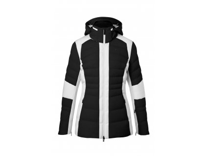 Bunda Kjus DUANA JACKET black white