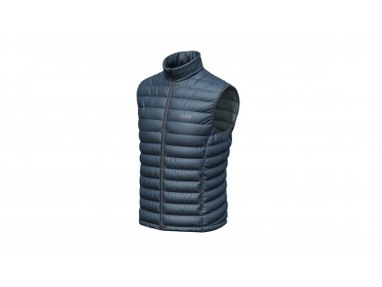 Pánská vesta Colmar ENIGMA PRIMALOFT VEST, blue black/blue grey