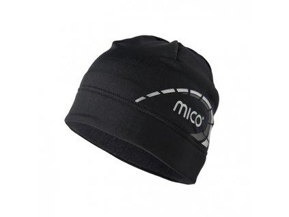 Čepice Mico STRETCH CAP, nero