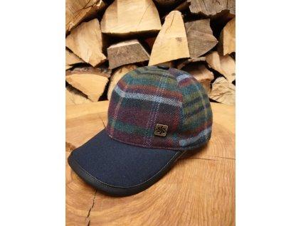 Čepice Jam Granadilla FLAT CAP BRITISH, multicolor