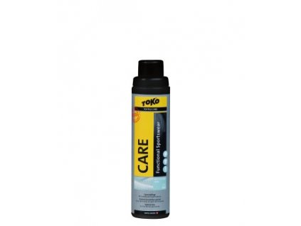 Prací prostředek Toko FUNCTIONAL SPORTWEAR CARE 250 ml