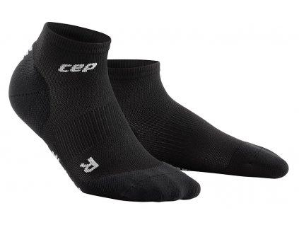 Cep ULTRALIGHT LOW CUT SOCKS, black grey