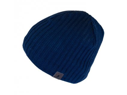 Čepice Stöckli MEN HEAD, solid navy