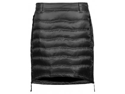 Sukně SKHOOP SHORT DOWN SKIRT, black 01