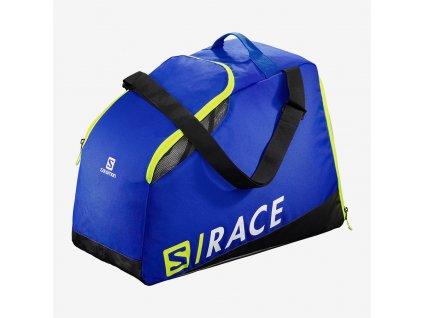 Vak na boty Salomon EXTEND MAX GEARBAG, race blue neon