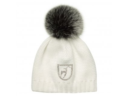Čepice Toni Sailer BEANIE FUR, bright white