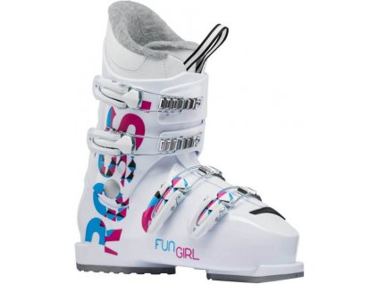 Obuv Rossignol FUN GIRL J4, white 01
