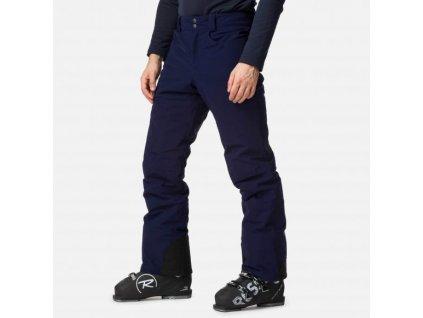 Kalhoty Rossignol SUPERCORDE PANT, dark navy