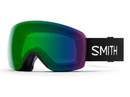 Brýle Smith SKYLINE, black 19, chromapop everyday green mirror 01