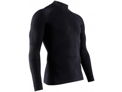 Triko X Bionic ENERGY ACCUMULATOR 4.0 SHIRT TURTLE NECK LG SL MEN, black black 01