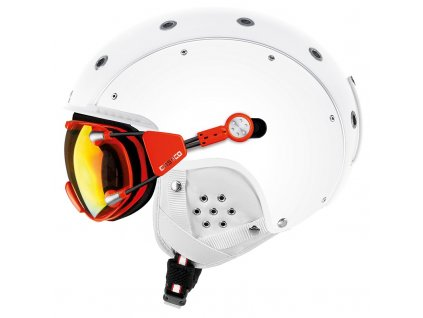 Helma Casco SP 3 AIRWOLF, white