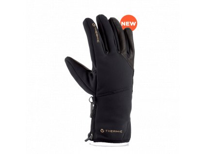 Rukavice Thermic SKI LIGHT GLOVES MEN, black 01