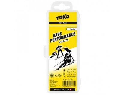 Vosk Toko BASE PERFORMANCE, yellow, 120 g