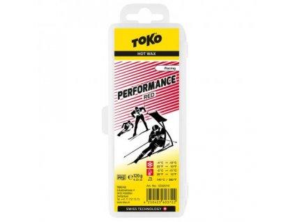 Vosk Toko PERFORMANCE, red, 120 g