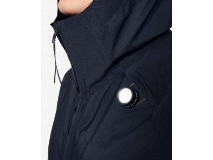 Bunda POC Women's Oslo Jacket Commuter Navy Black 01