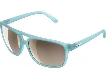 Sluneční brýle POC Will, Kalkopyrit Blue, Brown/Silver Mirror