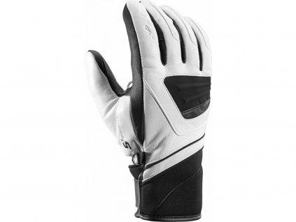 42564 rukavice leki griffin s lady white black 01