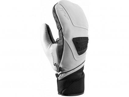 42573 rukavice palcove leki griffin s lady mitt white black 01
