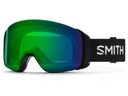 opplanet smith 4d mag goggles black chromapop everyday green mirror m007322qj99xp main