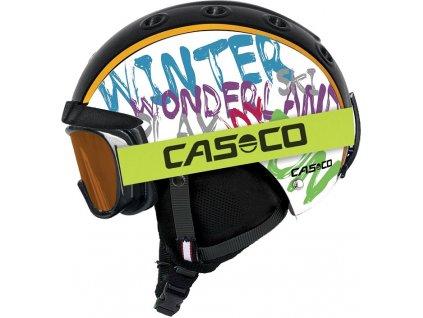 Dětská helma Casco MINI PRO2, winter wonderland