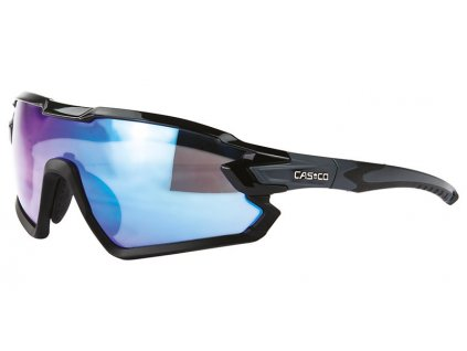 CASCO SX 34 Black BlueMirror perspective RGB96dpi 09.1302.30