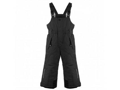Dětské kalhoty Poivre Blanc SKI BIB PANTS, black