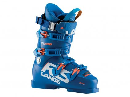 Obuv M Lange RS 130, power blue/orange fluo, 26,5