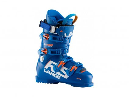 42024 4 obuv lange rs 130 wide power blue orange fluo