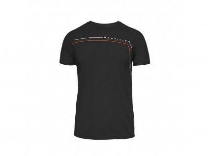 Pánské triko Martini OUTRUN, black
