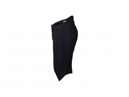 Pánské Kratasy POC Velocity shorts, Uranium Black