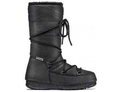 Dámské boty Moon Boot HIGH RUBBER WP