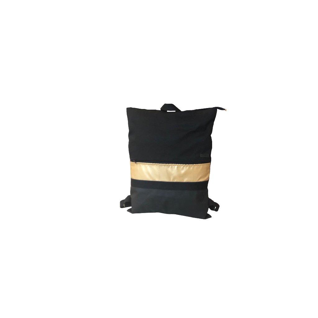 ZIP BAG, vzhled PRUHY