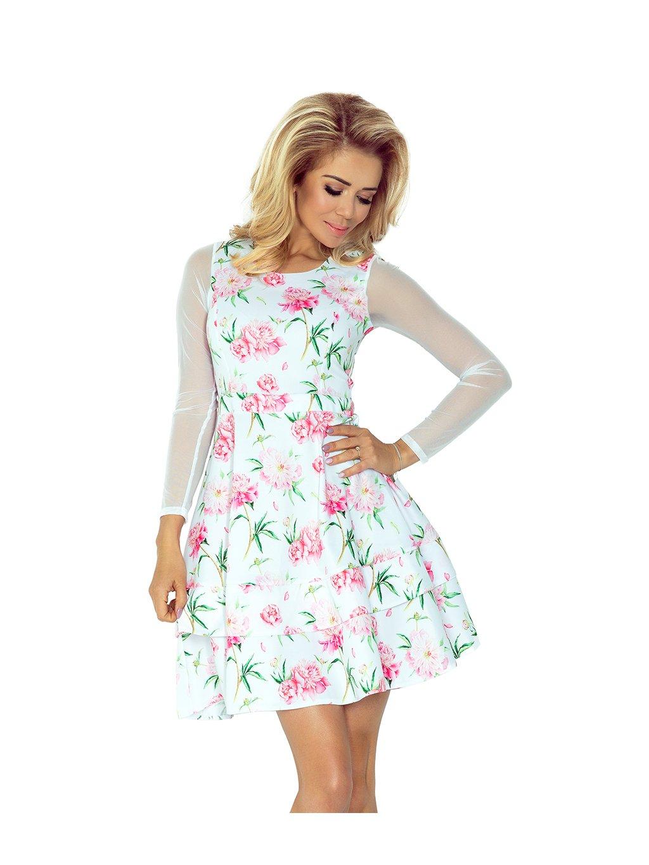 141 5 sukienka z tiulowymi rek 5195