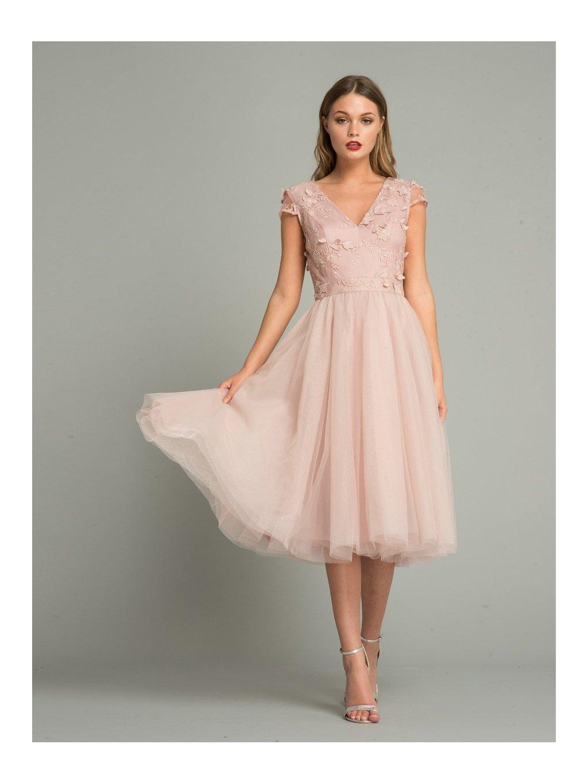 Společenské šaty Chichi London Lucinda - MOODA.cz 15e9a5a76f