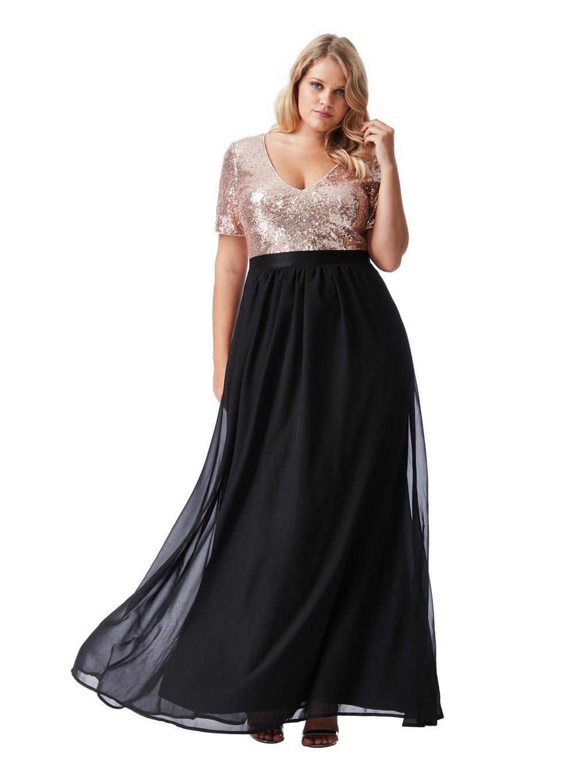 Dámské šaty Bridget Zlatá klasika - MOODA.cz 0396c89bd2