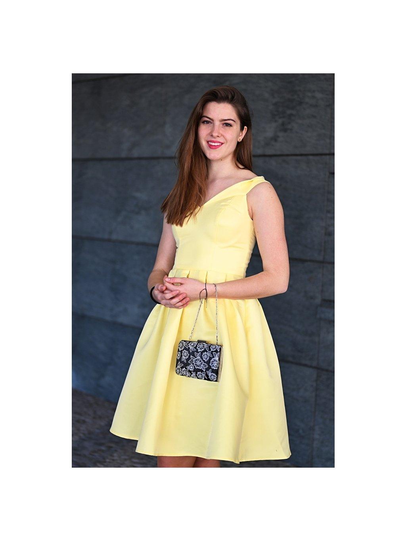 79ec47a77852 Společenské šaty Chichi London Amal - MOODA.cz