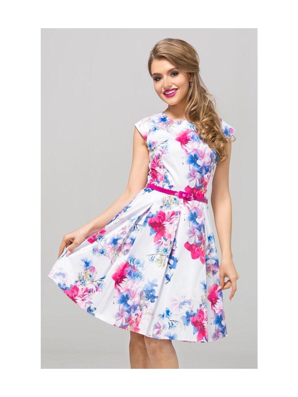 Dámské šaty Samba - MOODA.cz 5e461b9323