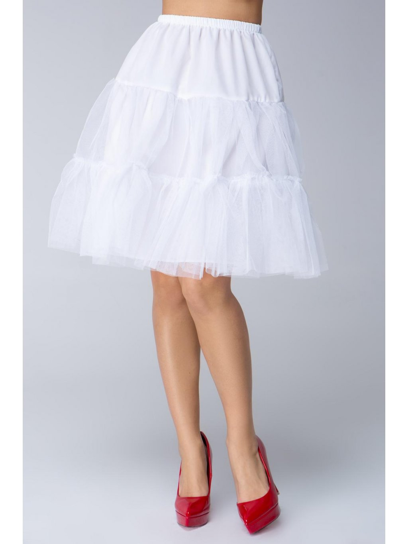 Spodnička pod šaty GOTTA bílá