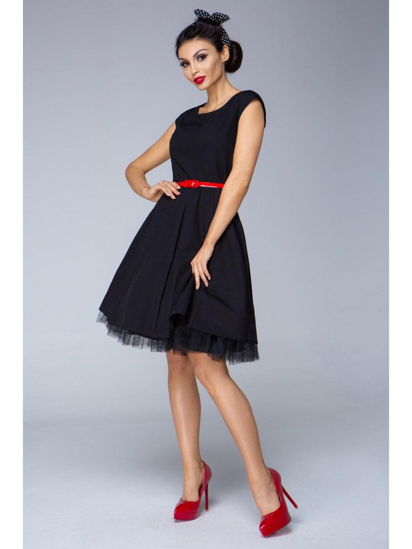 Dámské šaty Black Dance - MOODA.cz abfbd831a1