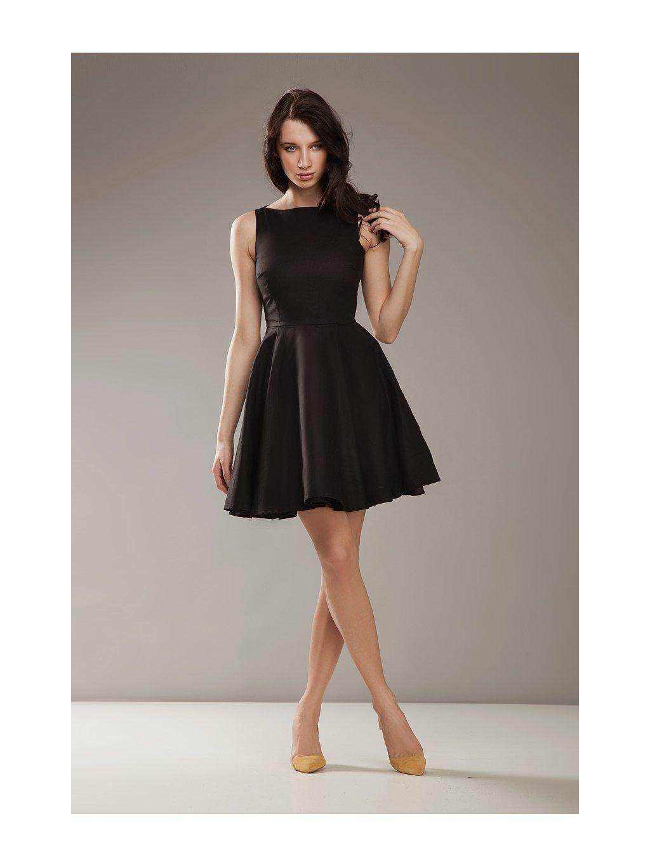 09e296013a1 Dámské šaty Luxe černé (Velikost 36)