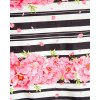 matilda stripe floral border4129