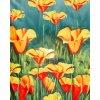 audrey teal flowers6964