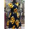 Dámské šaty Čas Slunečnic