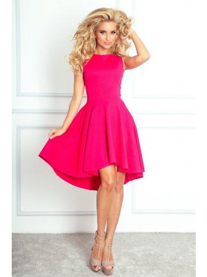Dámské šaty Hot Pink růžové