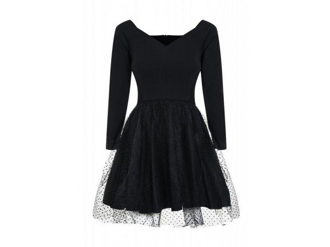 Dámské šaty Tutovka černé