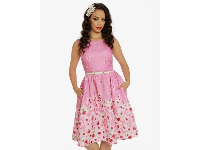 delta pink blossom floral4