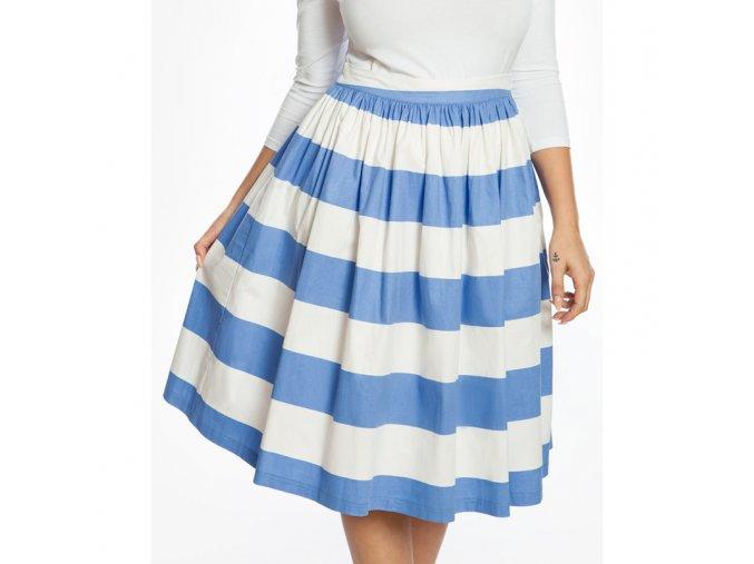 pryia blue stripe cr