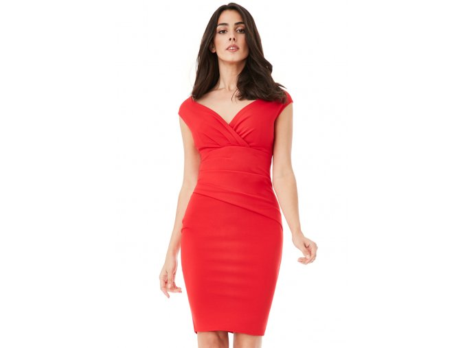 DR1092AB red front l