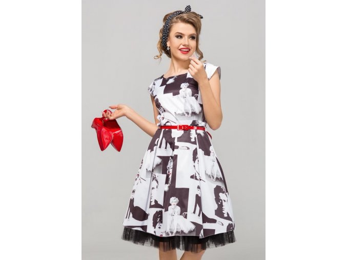 Dámské šaty Charleston
